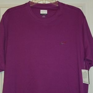 Mens Greg Norman shark t-shirt. Size Large nwt